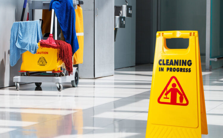 WHAT ARE THE DUTIES OF A JANITOR?